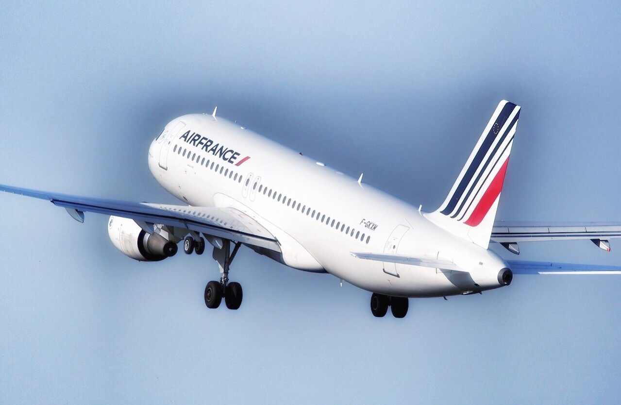 Fly with Air France