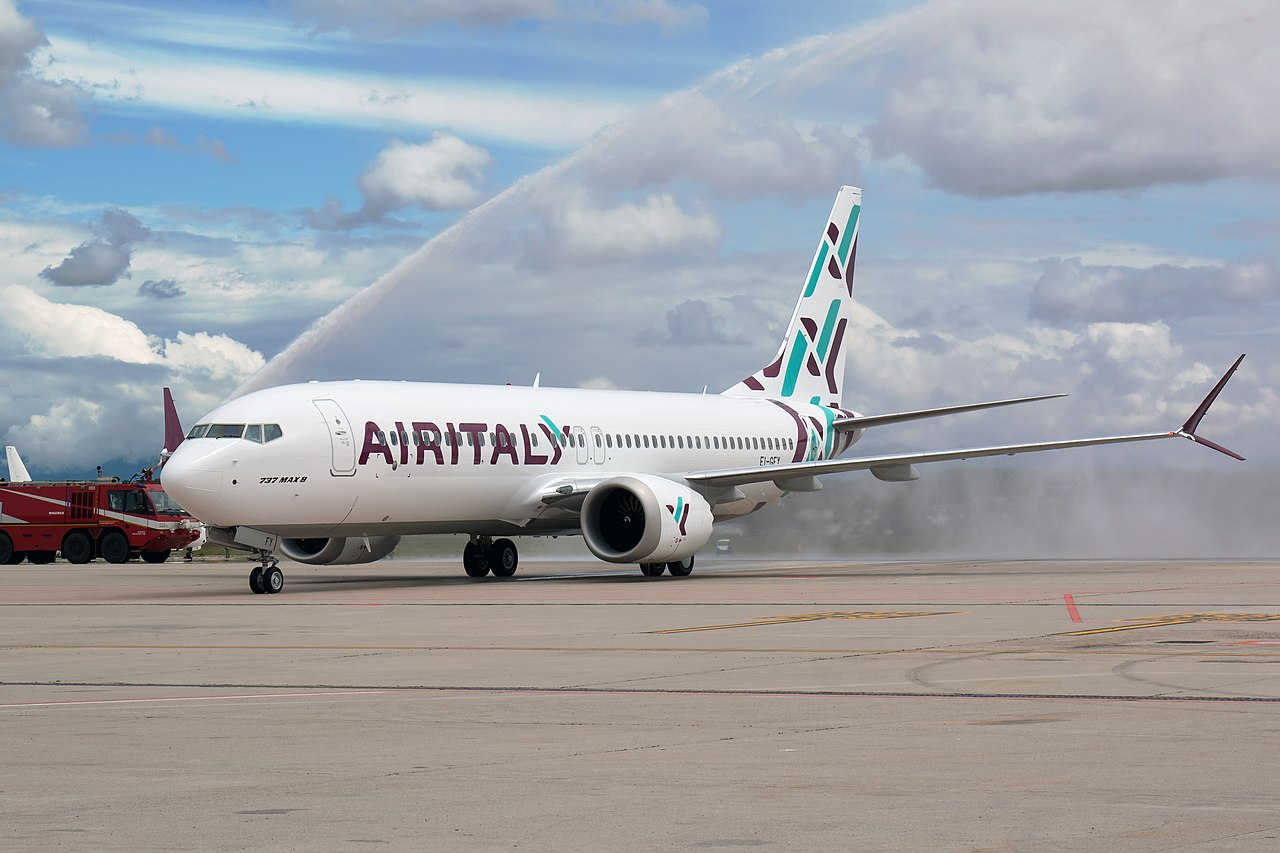 Fly with Air Italy