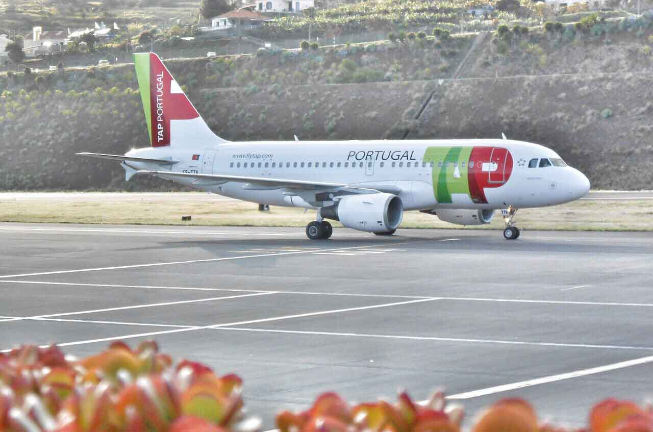 Fly with TAP Portugal