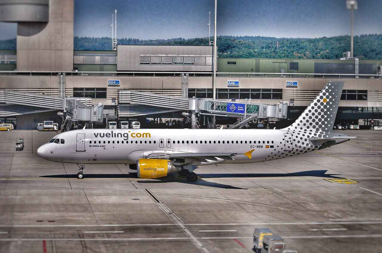 Fly with Vueling