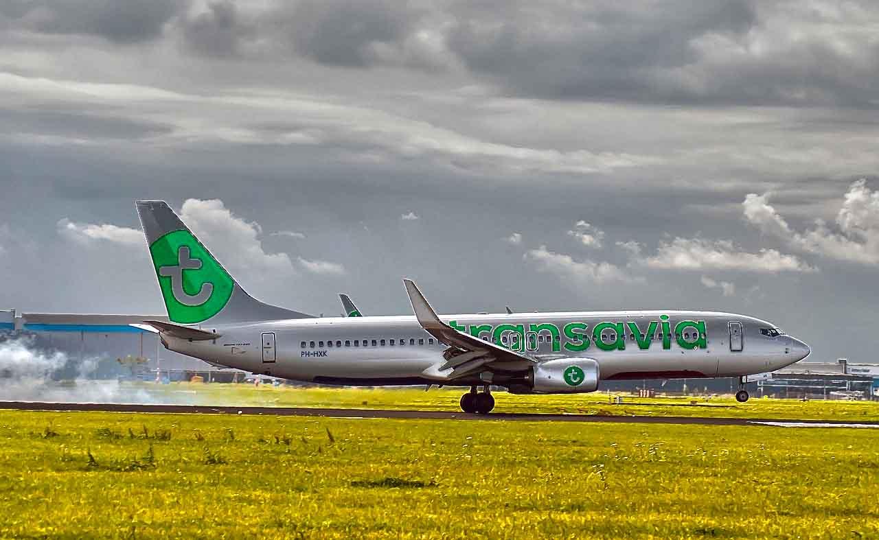 Fly with Transavia