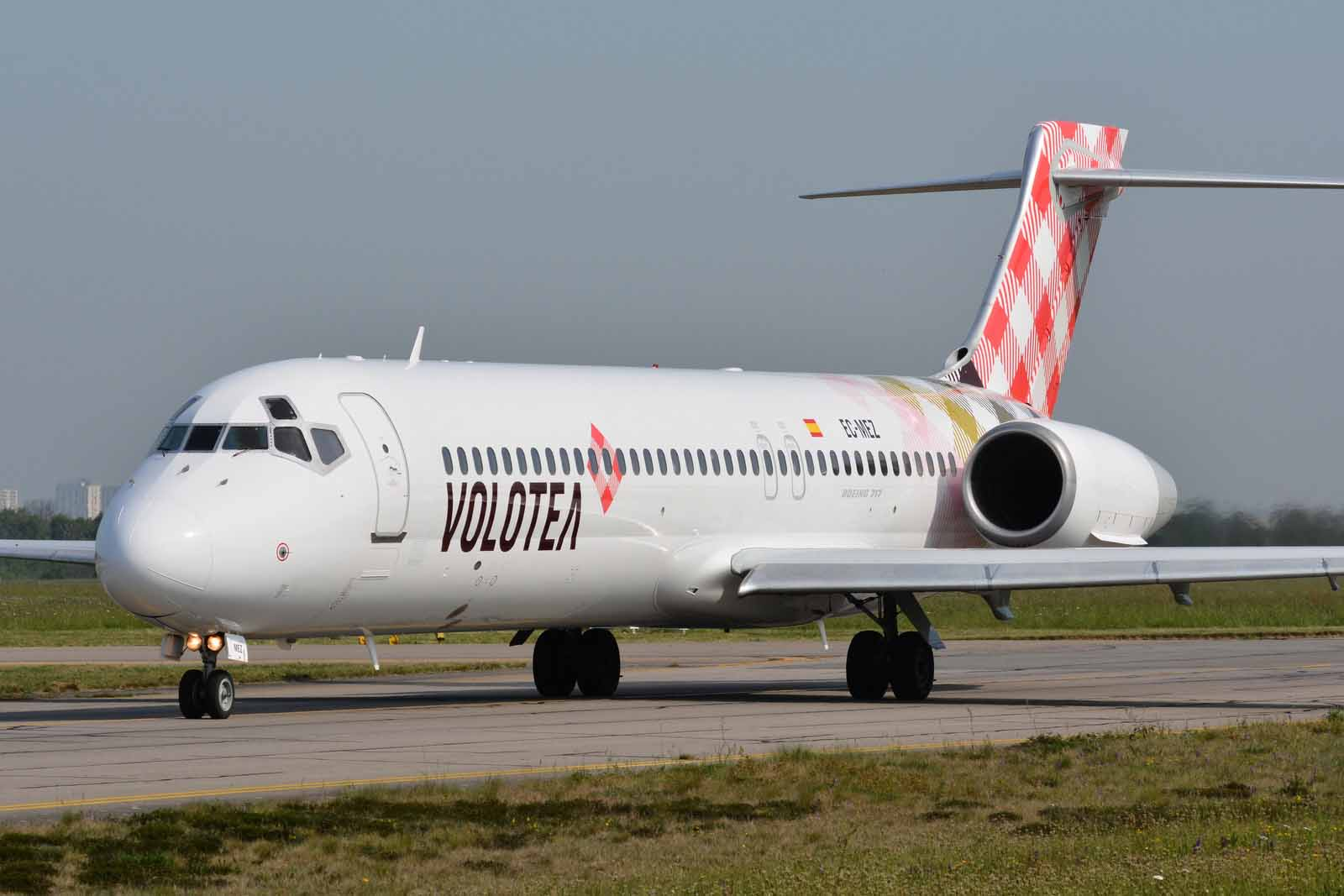 Fly with Volotea