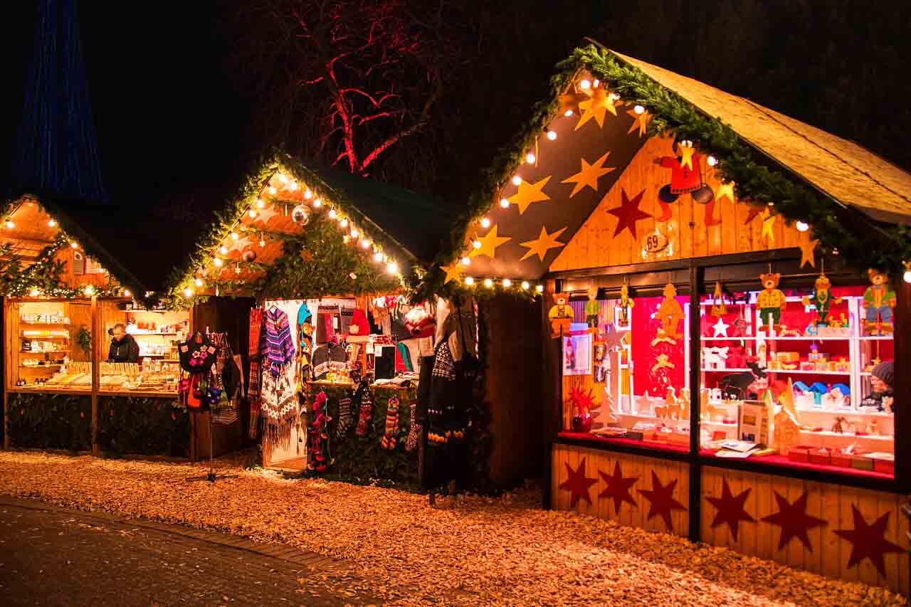 Munchen Christmas Markt