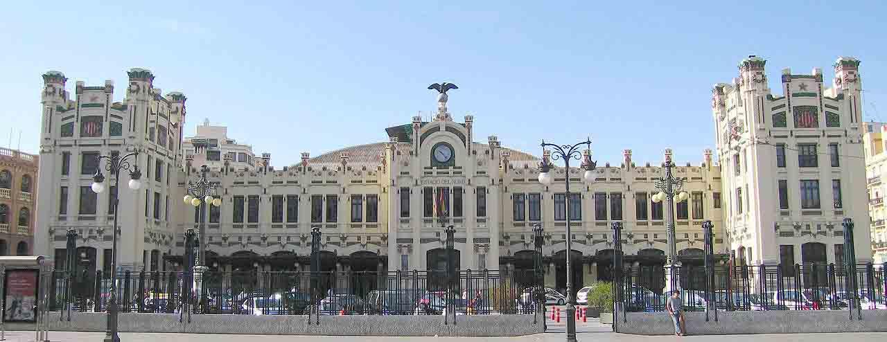 Valencia Central Station