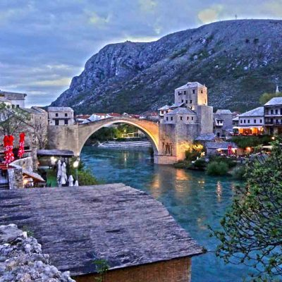 Destinations in Bosnia