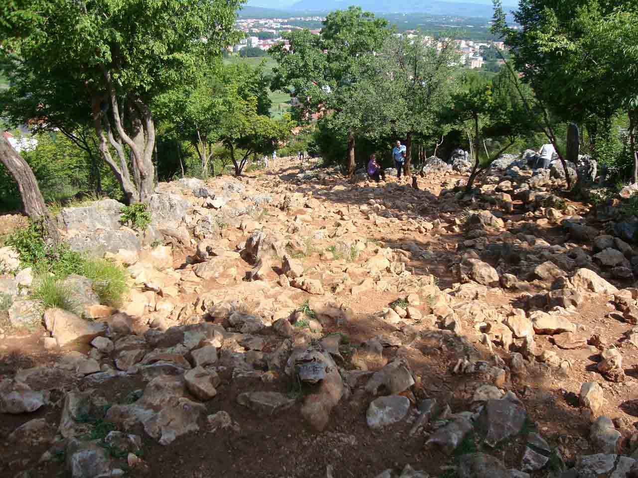 Getting around Medjugorje