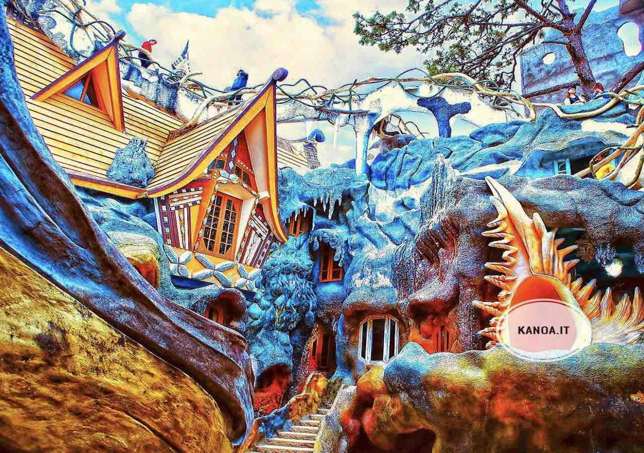 Crazy House of Hang Nga