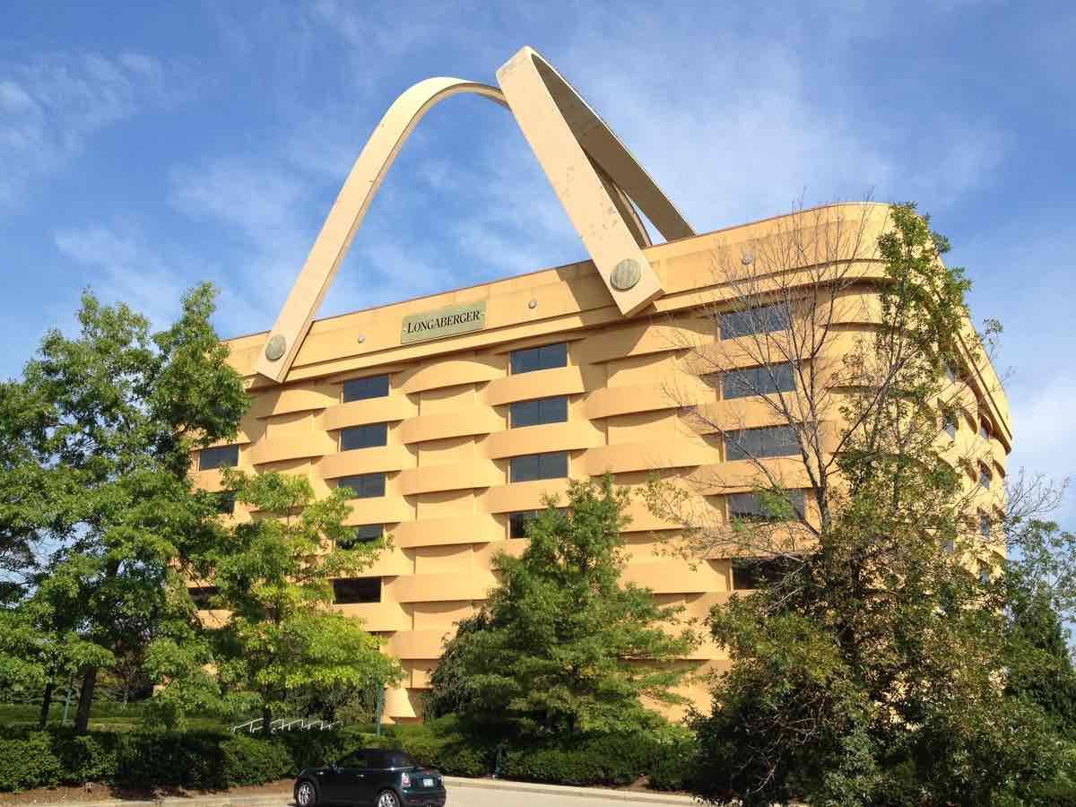 Big Basket Building