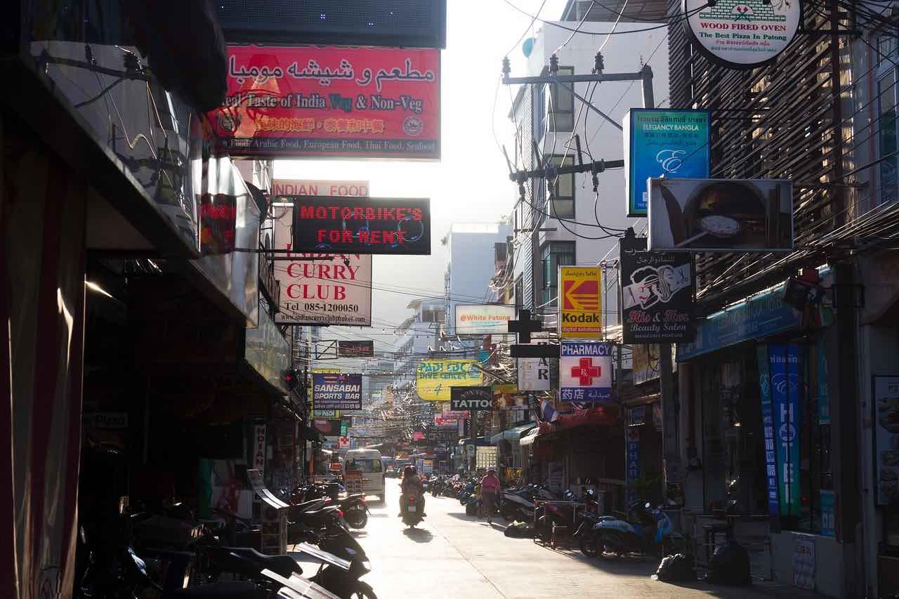 Getting around Phuket